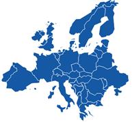 Nová mapa Evropy
