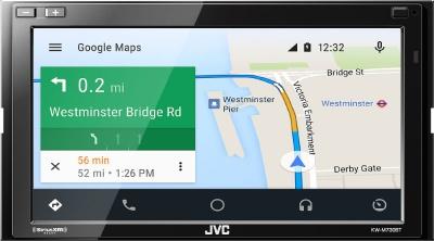 Autorádio JVC KW-M730BT - Apple CarPlay / Android Auto
