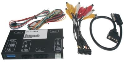 AV adaptér pro AUDI s MMI 2G