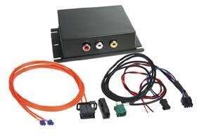 AV adaptér pro AUDI A4, A5, A6, Q7 s MMI 3G / VW Touareg RNS850