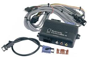 AV adaptér A-1260 pro BMW X5 [E53]