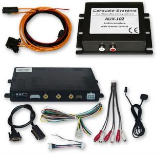 Video adaptér pro AUDI A4 / A5 / A6 / A8 / Q7 s MMI 2G
