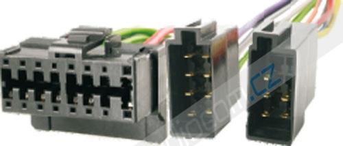 Konektor pro PIONEER 16 pin (řady DEH)