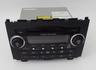 Originální autorádio HONDA CR-V od r.v. 2007 - použité zboží