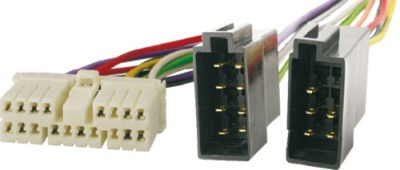 Konektor Daewoo, Chevrolet, Ssang Yong 18-pin