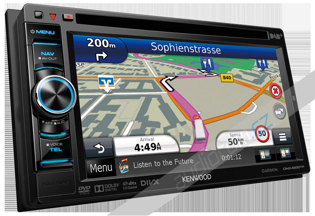 Navigace KENWOOD DNX-4230TR (DNX4230TR)