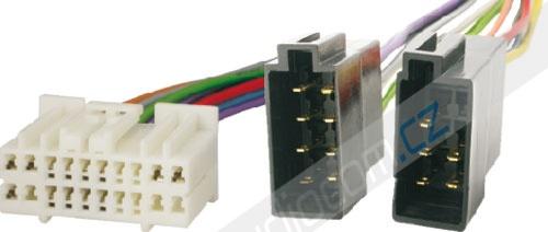 Konektor HONDA / SUZUKI - ISO (1999->)