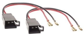 Adaptér pro reproduktory OPEL / RENAULT / ROVER / SEAT / ŠKODA / VOLVO / VW / DACIA