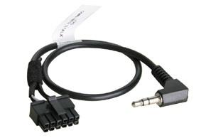 Propojovací kabel pro autorádia JVC (-10)