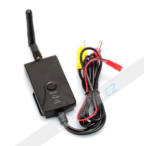 WiFi modul pro bezdrátový VIDEO přenos do smartphonu