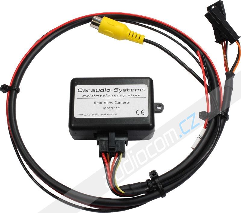 Adaptér pro OEM parkovací kameru bez aktivních trajektorií VW