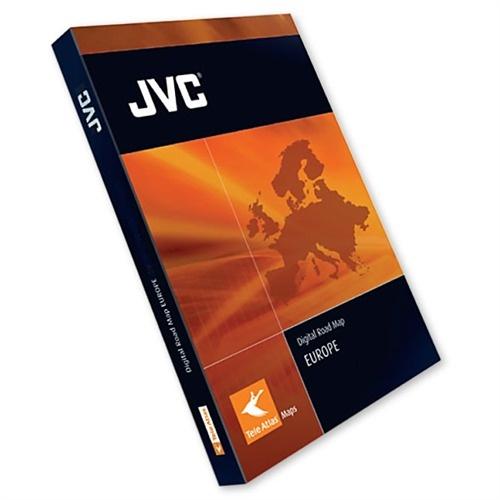 Navigační SD karta JVC KW-NT1 verze 3.0 pro rok 2013