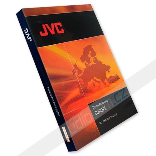 Navigační SD karta JVC KW-NX7000 V3 pro rok 2013