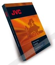 Navigační SD karta JVC KW-NT3 / KW-NT30 verze 3.0 pro rok 2013