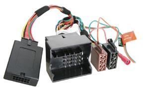 Adaptér pro ovládání na volantu AUDI A3 / A4 / TT - SAD002