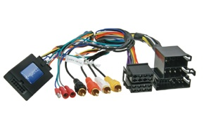 Adaptér pro ovládání na volantu AUDI A3 / A4 / TT - SAD003