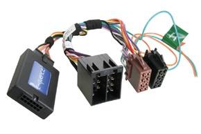 Adaptér pro ovládání na volantu FIAT Bravo (07->) - SFA005