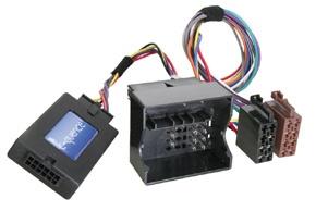Adaptér pro ovládání na volantu BMW SBM004
