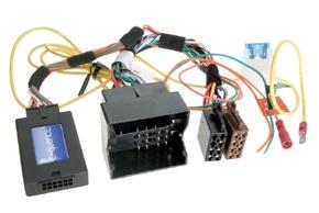 Adaptér pro ovládání na volantu BMW SBM005