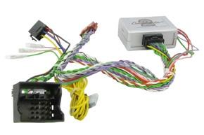 Adaptér pro ovládání na volantu včetně parkovacích senzorů BMW HBM01