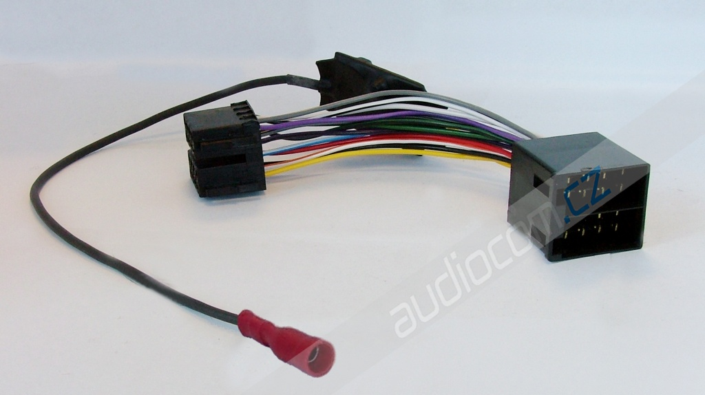 Adaptér pro ovládání na volantu PANASONIC - CITROEN SCTP002