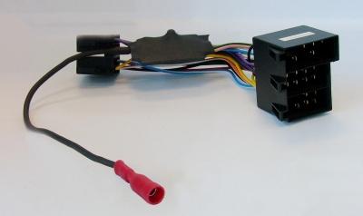 Adaptér pro ovládání na volantu JVC - CITROEN SCTJ001