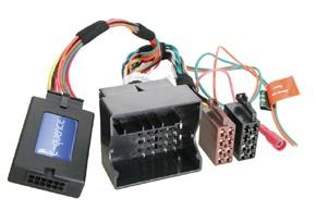 Adaptér pro ovládání na volantu VW Touareg / Multivan - SVW003.2