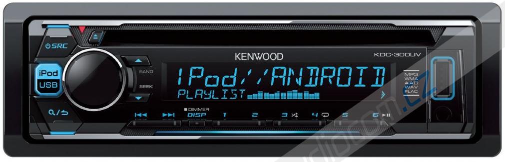 Autorádio KENWOOD KDC-300UV