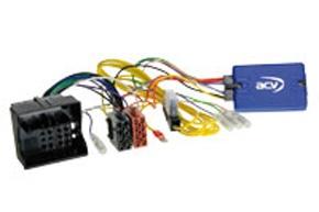 Adaptér pro ovládání na volantu MERCEDES C [W204] (07->) - SMC005