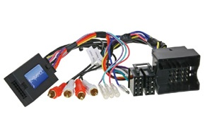 Adaptér pro ovládání na volantu SEAT Exeo (09->) - SST003