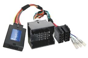 Adaptér pro ovládání na volantu OPEL Antara (10->) - SVX004