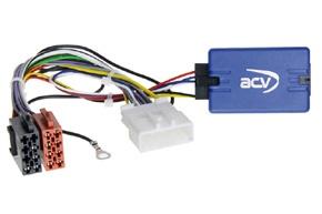 Adaptér pro ovládání na volantu NISSAN Note / Micra / Juke - SNS004