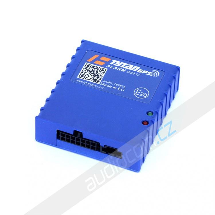 GSM autoalarm s GPS anténou DS 512 GPS