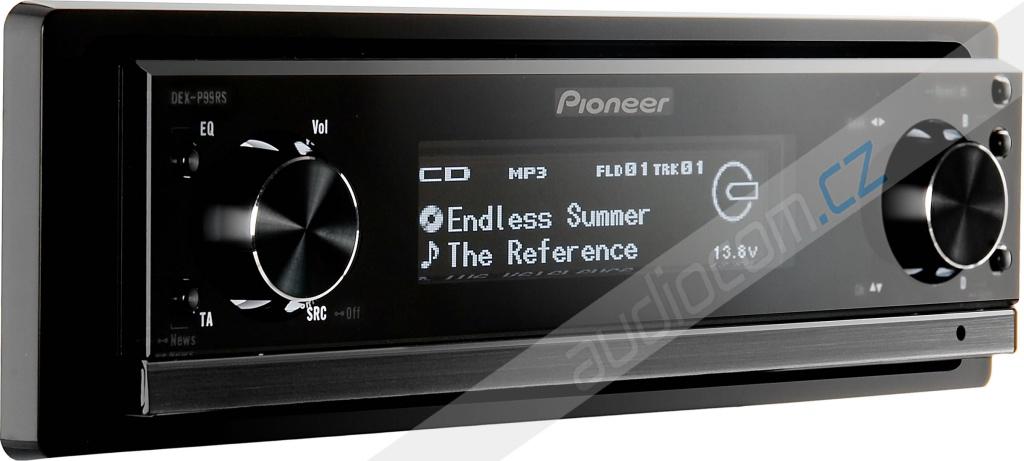 Autorádio PIONEER DEX-P99RS