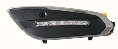 LED denní svícení DRL VOLVO S60 (2009->)