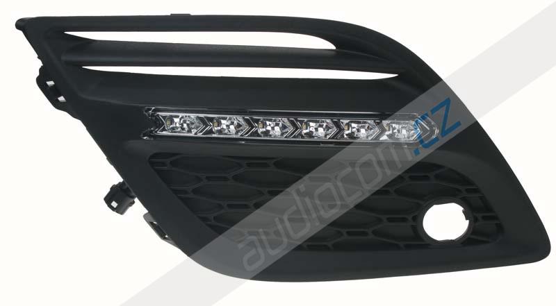 LED denní svícení DRL VOLVO XC60 (2009-2012) s předním parkovacím asistentem
