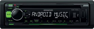Autorádio KENWOOD KDC-100UG