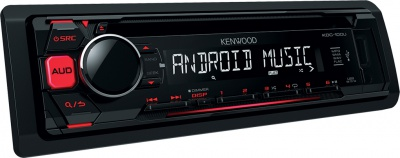 Autorádio KENWOOD KDC-100UR
