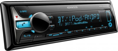 Autorádio KENWOOD KDC-X5000BT