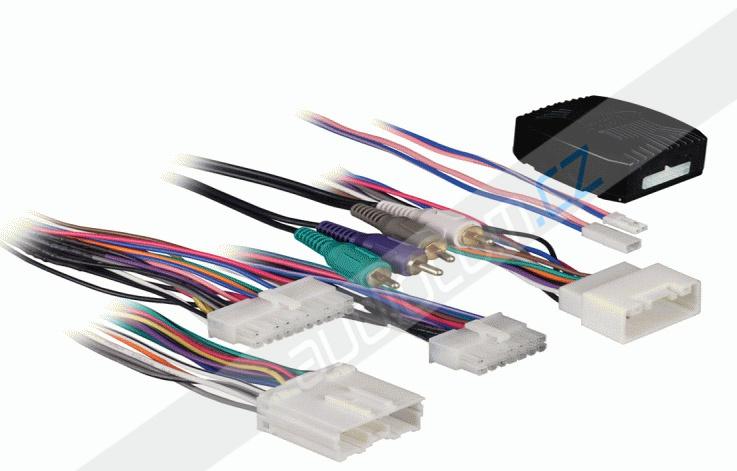 Adaptér pro aktivní audio systém MITSUBISHI (2007->)