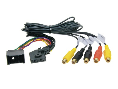 AV vstup / výstup pro navigaci BMW s TV tunerem