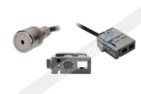 Anténní adaptér SUBARU (08->) - ISO