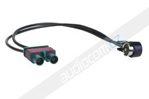 Anténní adaptér VOLVO (07->) - ISO