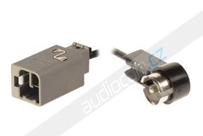 Anténní adaptér GT5 samec - ISO samec