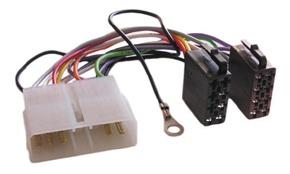 ISO adaptér pro autorádia OPEL Fontera / ISUZU Truck