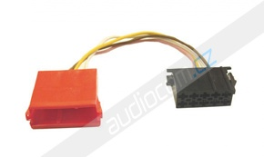 ISO adaptér pro autorádia OPEL Agila / Corsa