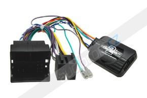 Adaptér pro ovládání na volantu ŠKODA Yeti (Facelift 14->) - SSK004