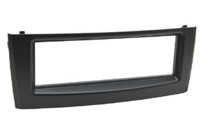 Rámeček autorádia FIAT GRANDE PUNTO / LINEA - černý