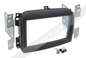 Rámeček 2DIN autorádia FIAT 500L (2013->)