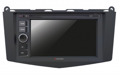 ZENEC OmniMask GBA-24703 OM kit pro MERCEDES C-Class [W204] (2007-2011)